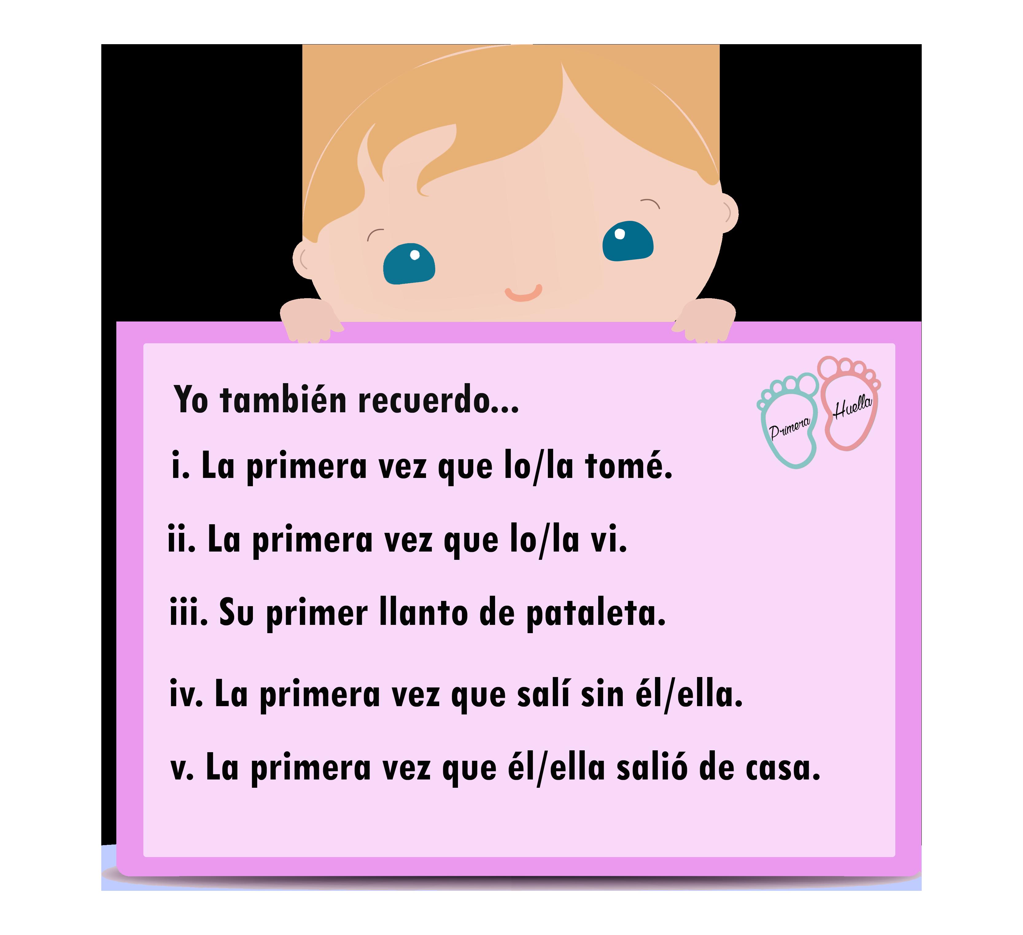 Y esos otros 5 primeros momentos con tu bebé que siempre recordarás por ser una #MamáChocha (Segunda parte)