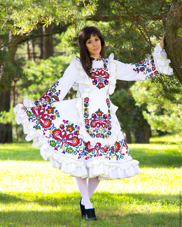 Купить Татарский костюм - комбинированный b940f11d4e00f