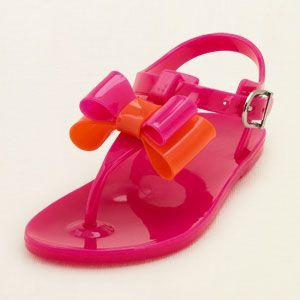 jubliee jelly sandal