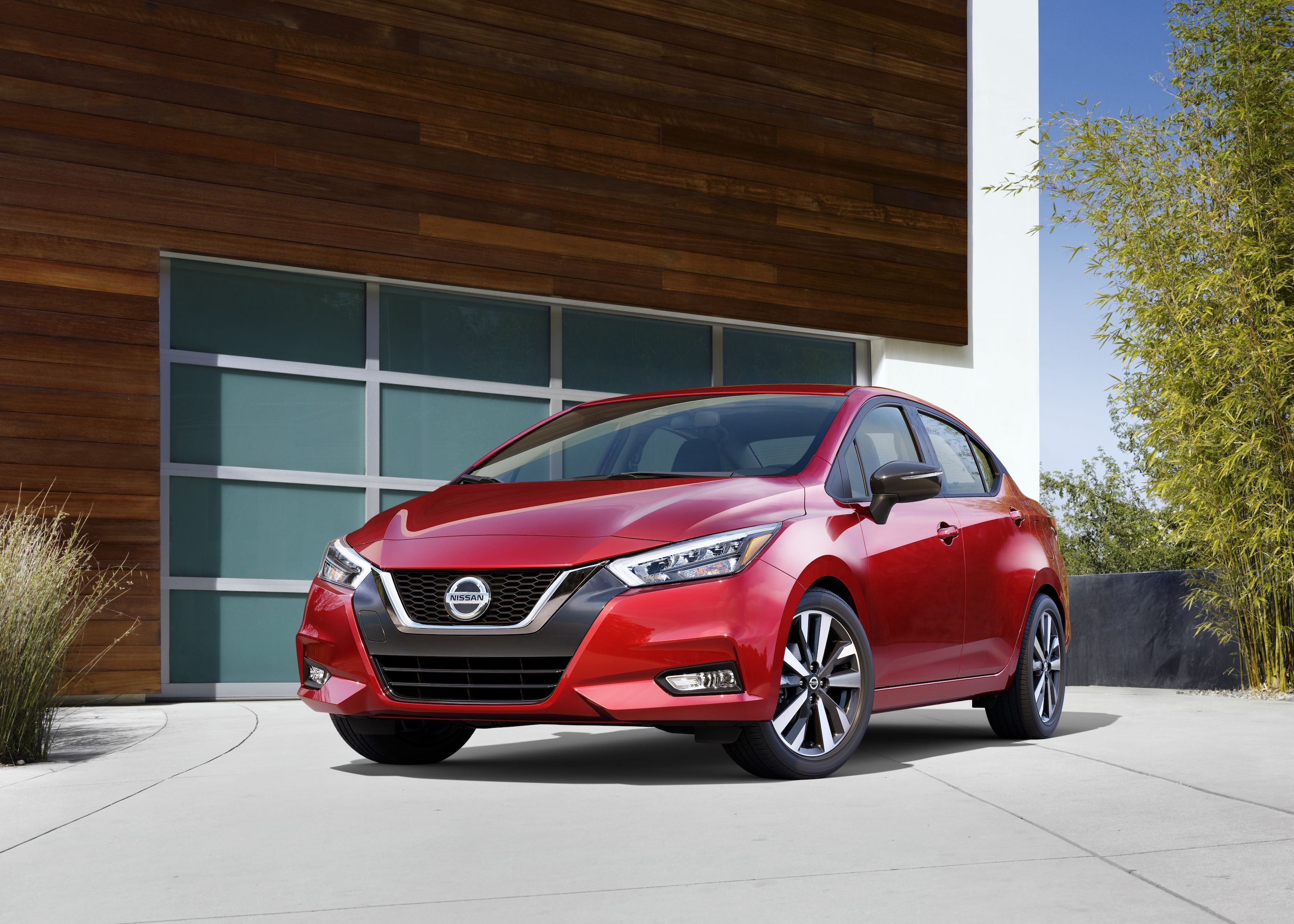 2020 Nissan Versa Unveiled With Standard Safety Tech Sleek Styling Nissan Versa New Nissan Nissan