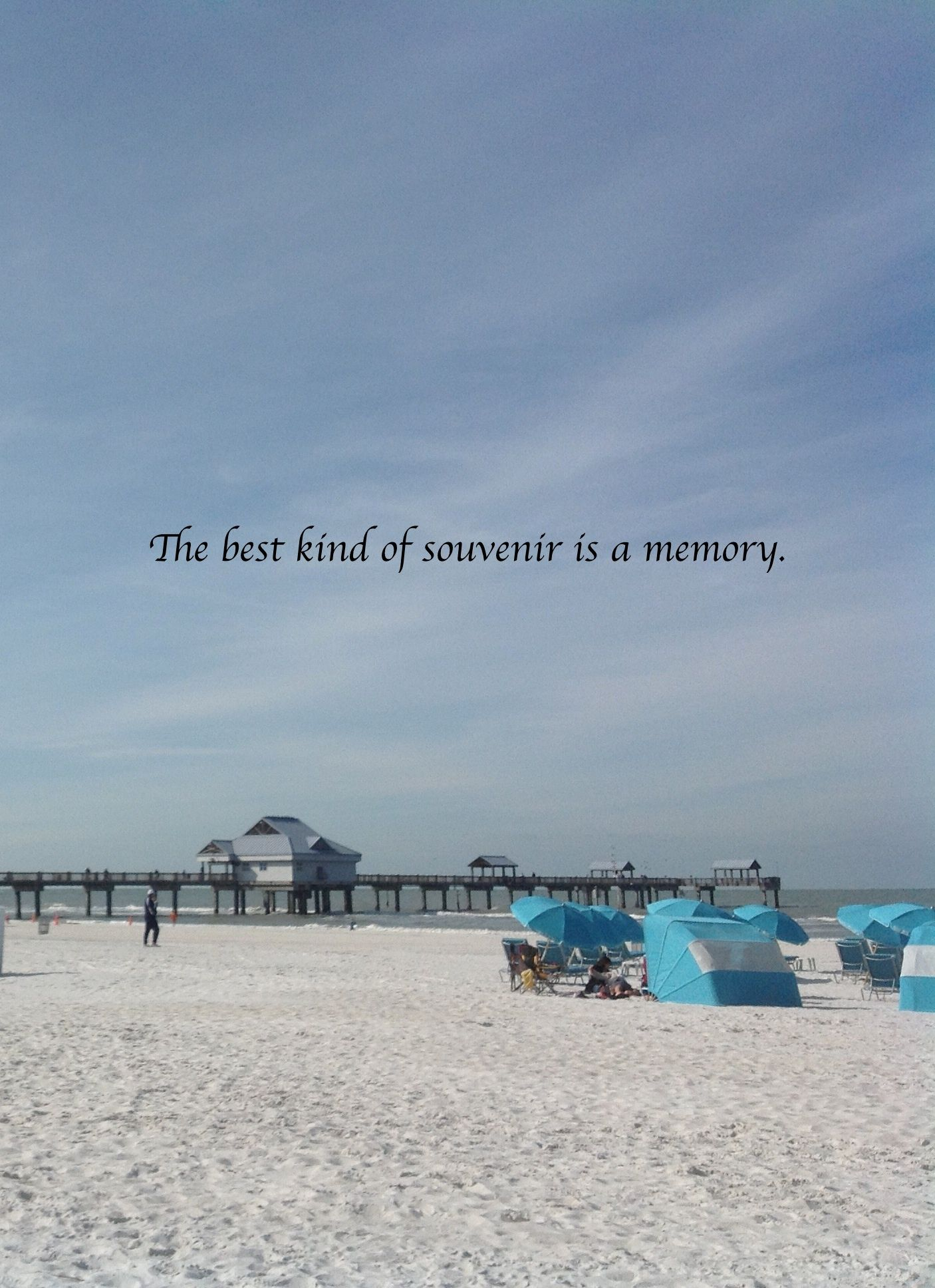 Beautiful Clearwater Beach Florida Quotes