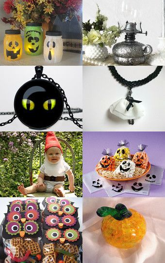 Halloween Spirit by Shelli Waltz on Etsy--Pinned with TreasuryPin.com
