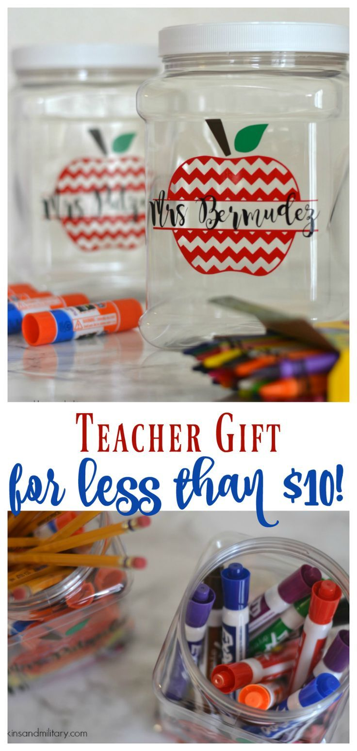 A super useful gift idea that teachers will love for under