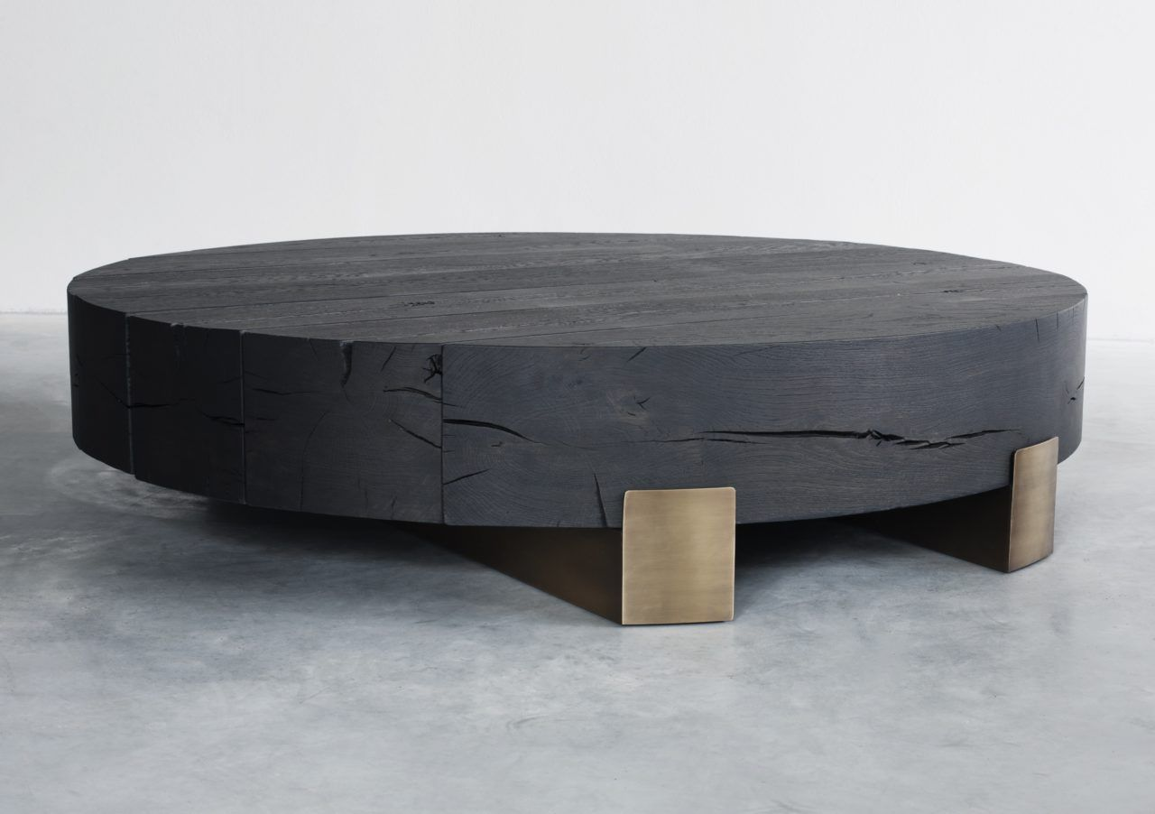 Van Rossum Collections Coffee Table Wood Coffee Table Coffee Table Design [ 902 x 1280 Pixel ]