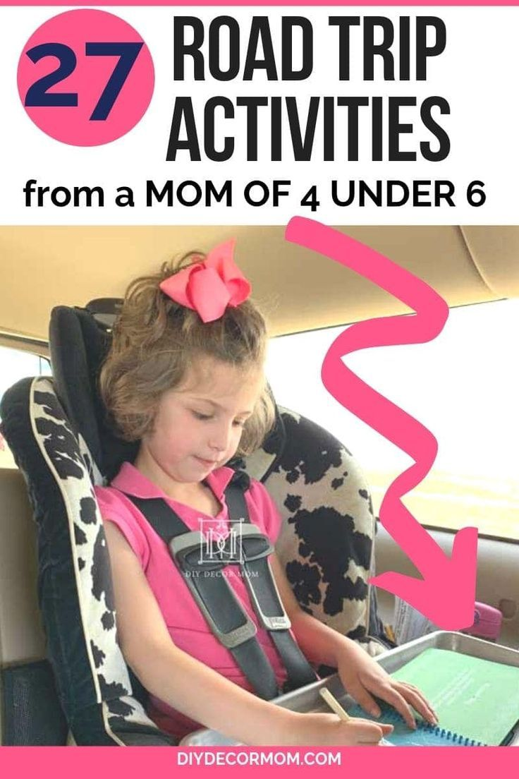Learn The Best Activities For Road Trip With Kids