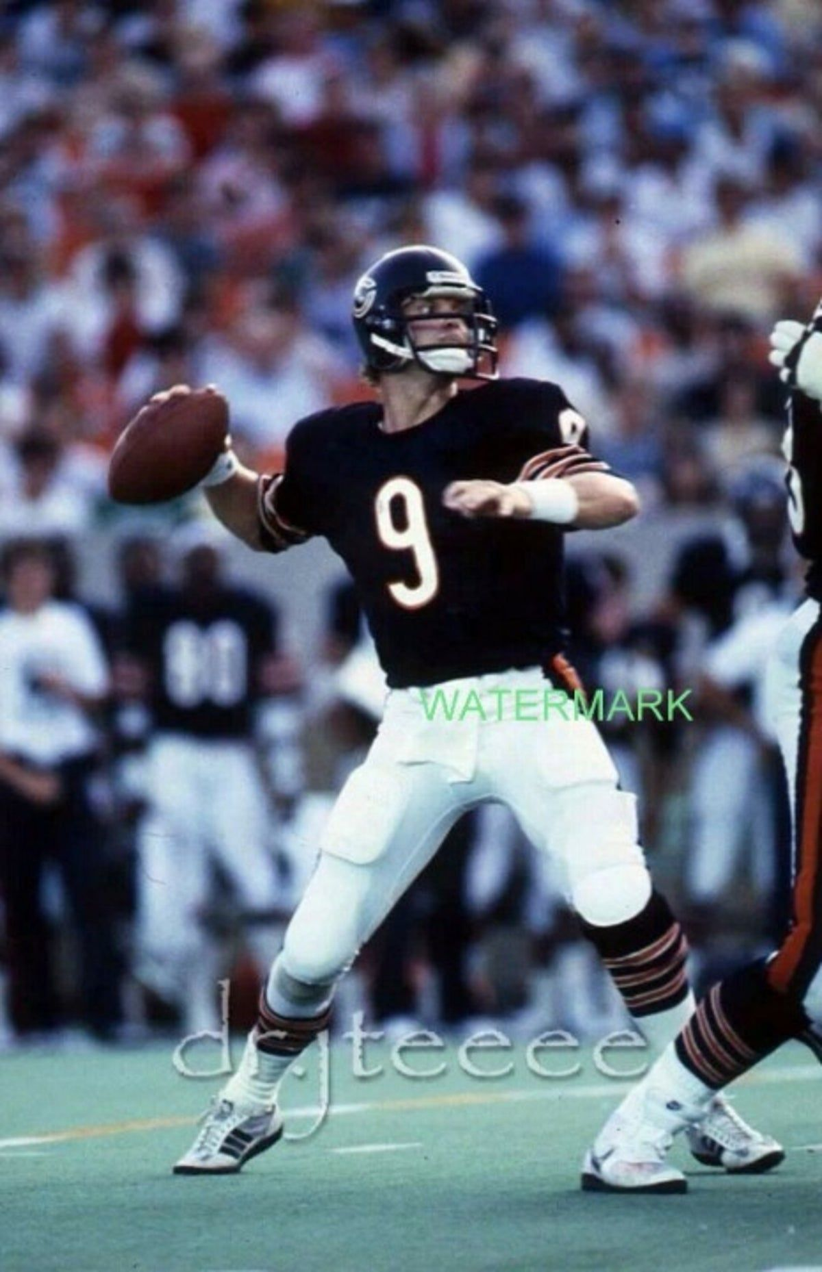 Nfl Jim Mcmahon Publicity Photo 732 In 2020 Chicago Bears Football Chicago Bears Pictures Bears Football