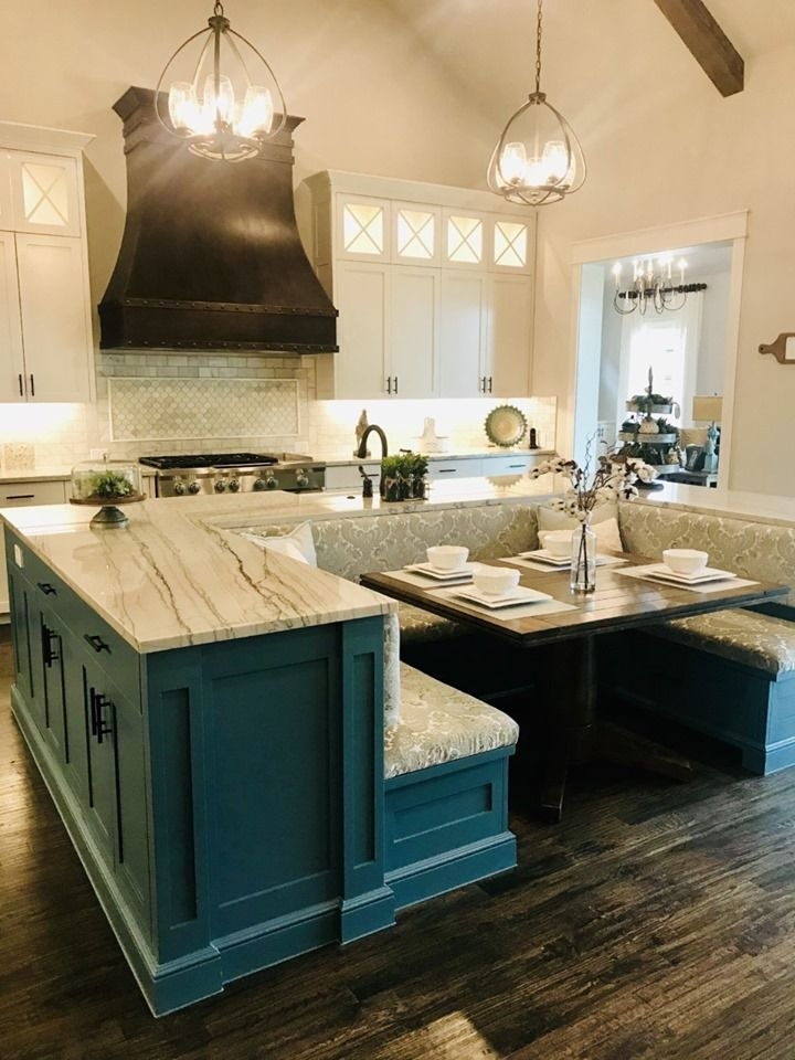 Kitchen With Booth Kitchen Home Decor Booth Table