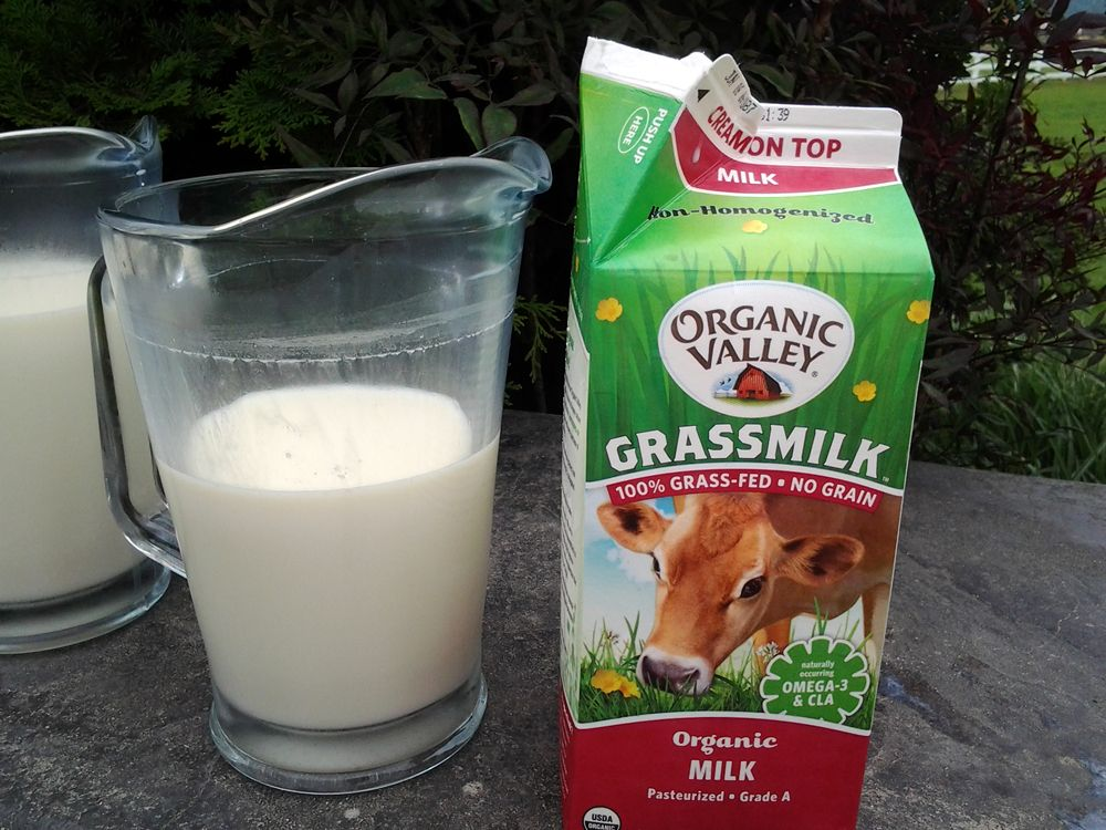 Grassmilk New Trend In Dairy Has California Ties Grass Fed Cows Organic Milk Grass Fed Beef
