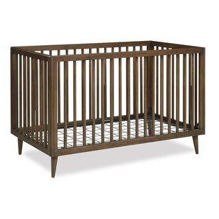 Novogratz Harper 3-in-1 Convertible Baby Crib (White ...