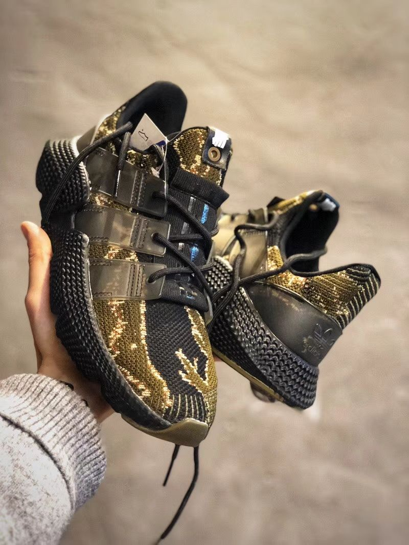 Undefeated adidas Prophere Tiger Camo AC8198  80818621f