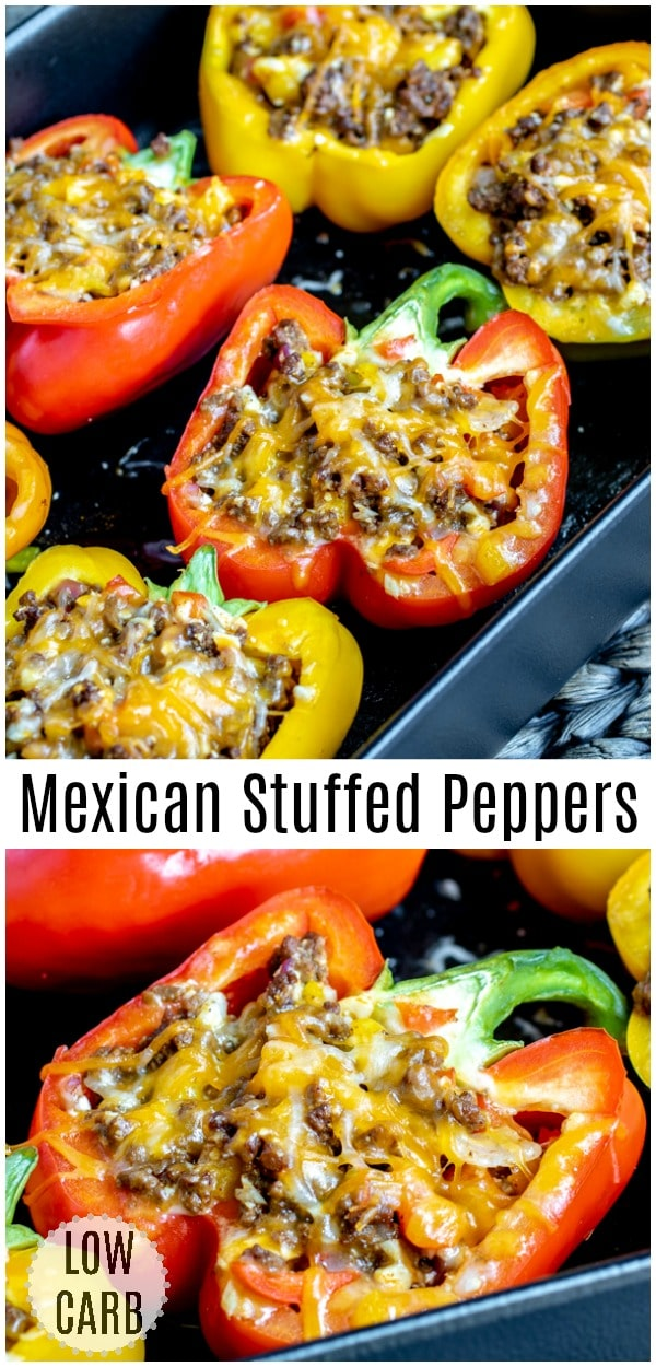 Mexican Stuffed Peppers | Home. Made. Interest.