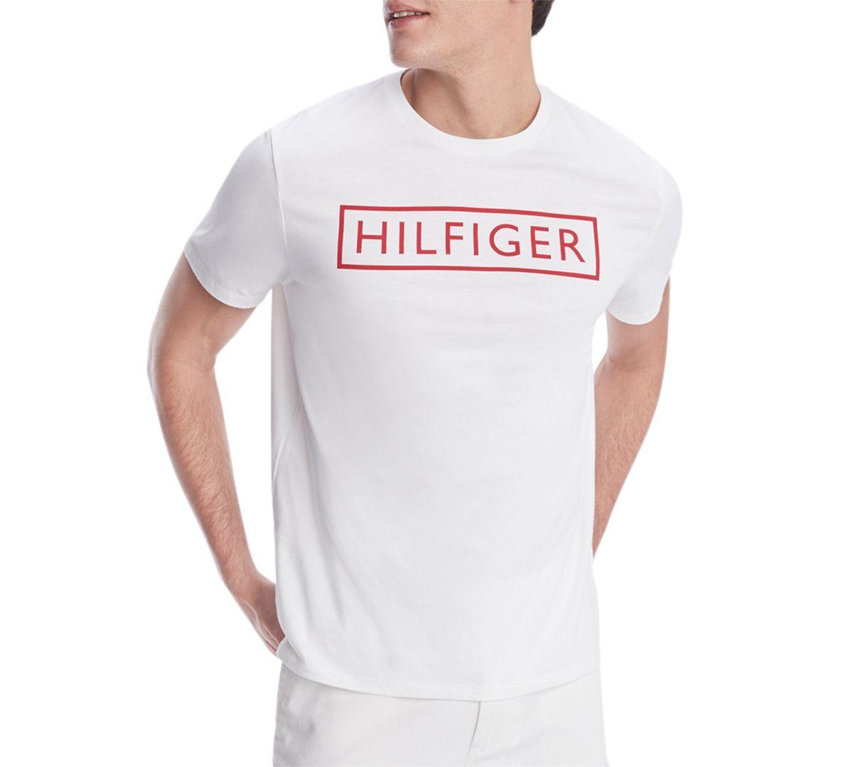 Tommy Hilfiger Men S Essex Logo T Shirt Reviews T Shirts Men Macy S In 2020 Tommy Hilfiger Mens Tops Men