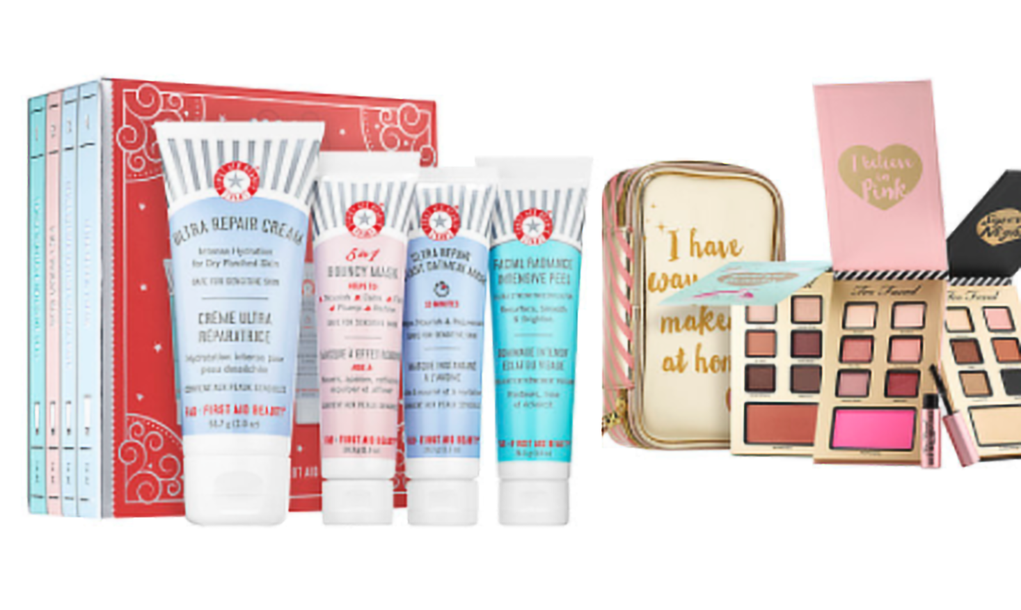 The Best Skincare and Makeup Holiday Sets from Sephora