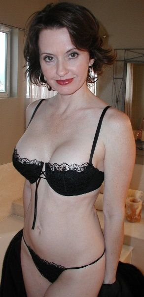 Join told wife posing bra and panties that necessary