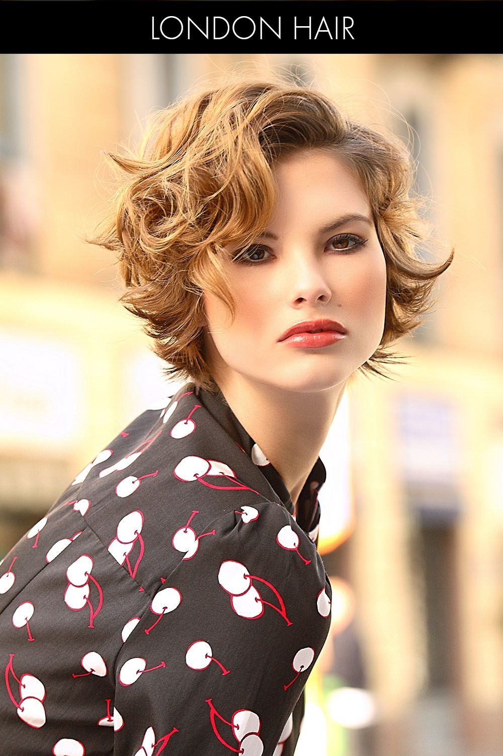 Cute Hairstyles For Wavy Hair Curly Bob Hairstyle For Thick Hair  Hair  Pinterest  Soft Shorts