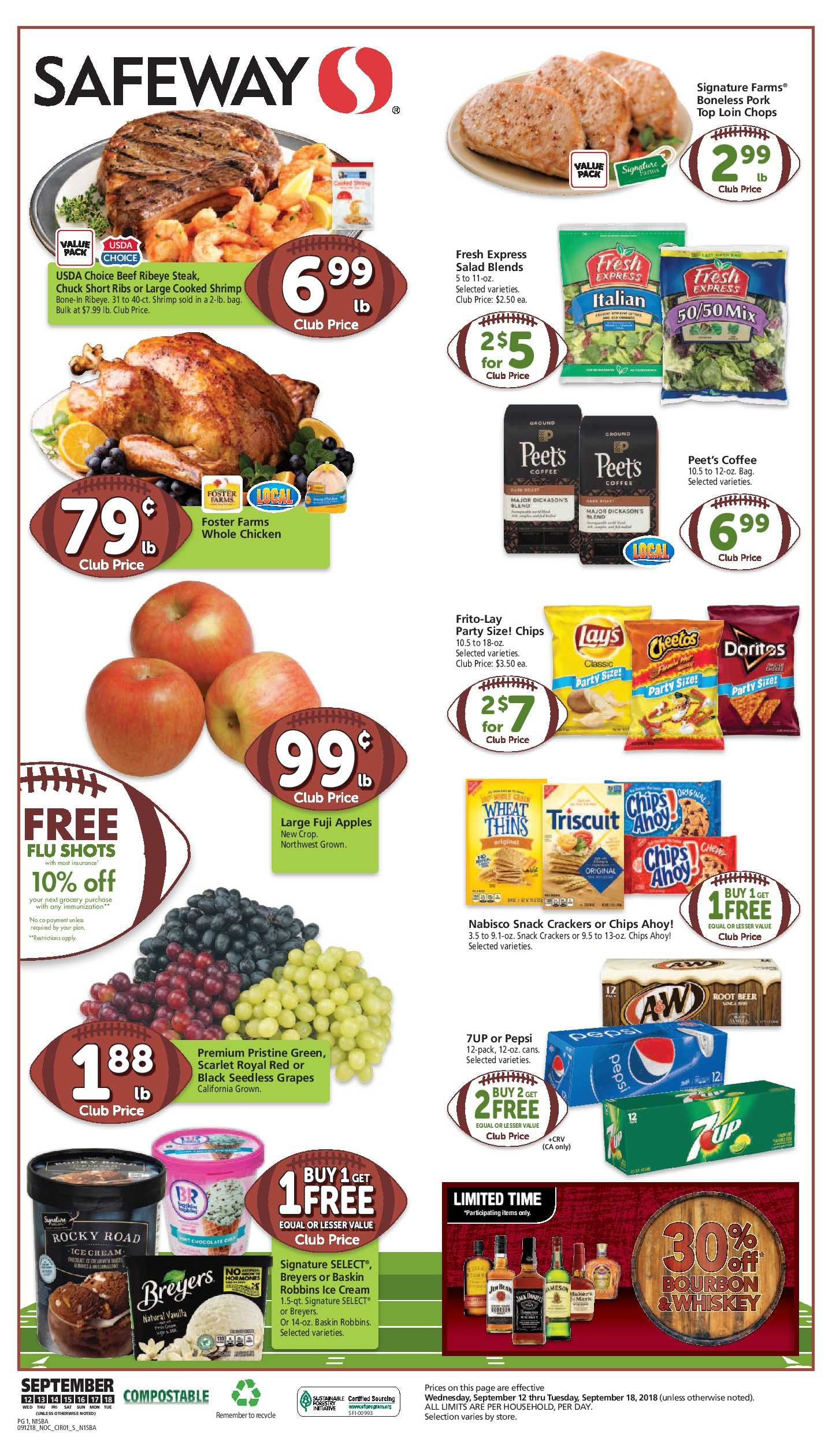 Safeway Weekly Ad Flyer 03/11/20 03/17/20 How to cook