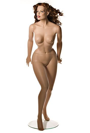 Female sexy mannequins by Vaudeville.