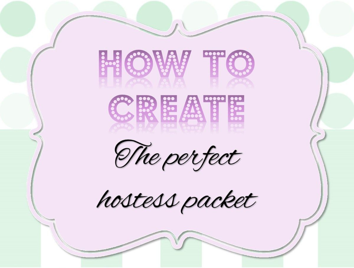 How To Create The Perfect Hostess Packet Scentsy Pure Romance