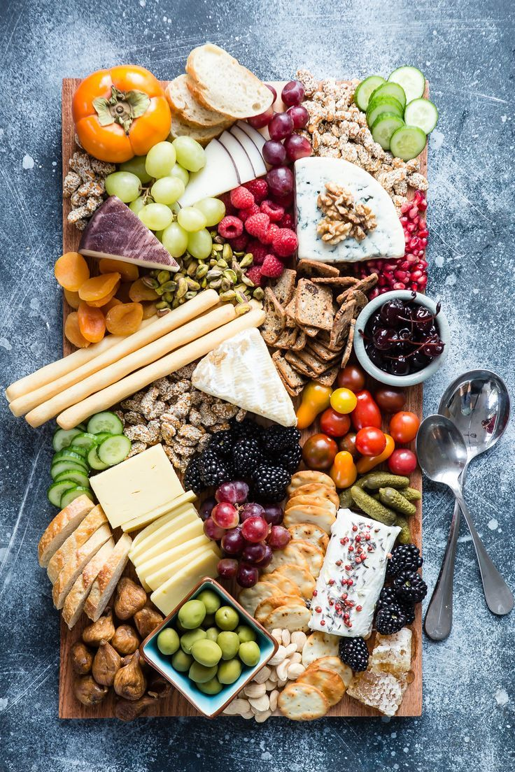 Ultimate Thanksgiving Party Platter | Weelicious