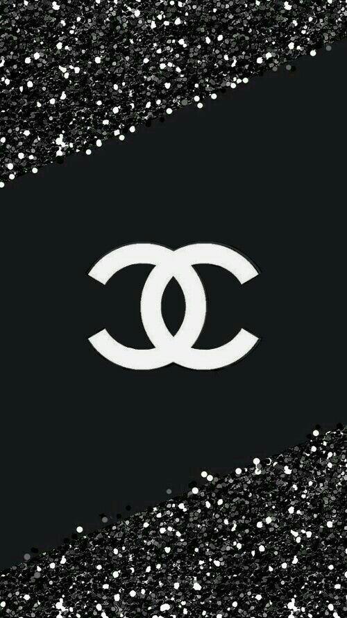#wallpaper#Chanel#blackandwhite | Design in 2019 | Chanel ...