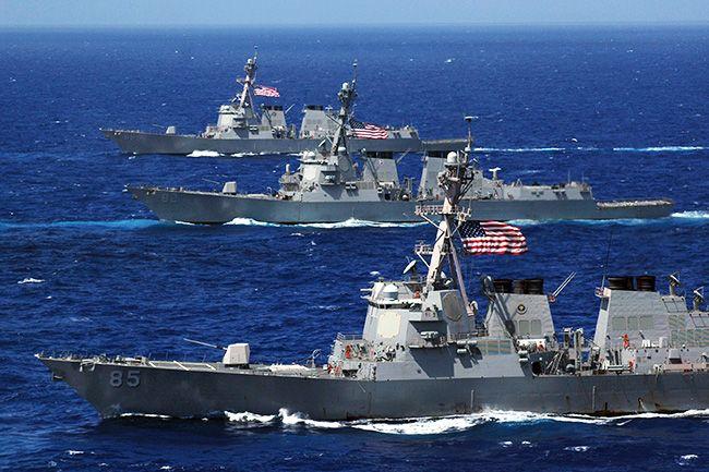 Šest NATO brodova uplovilo u Rumunsku luku Konstancu