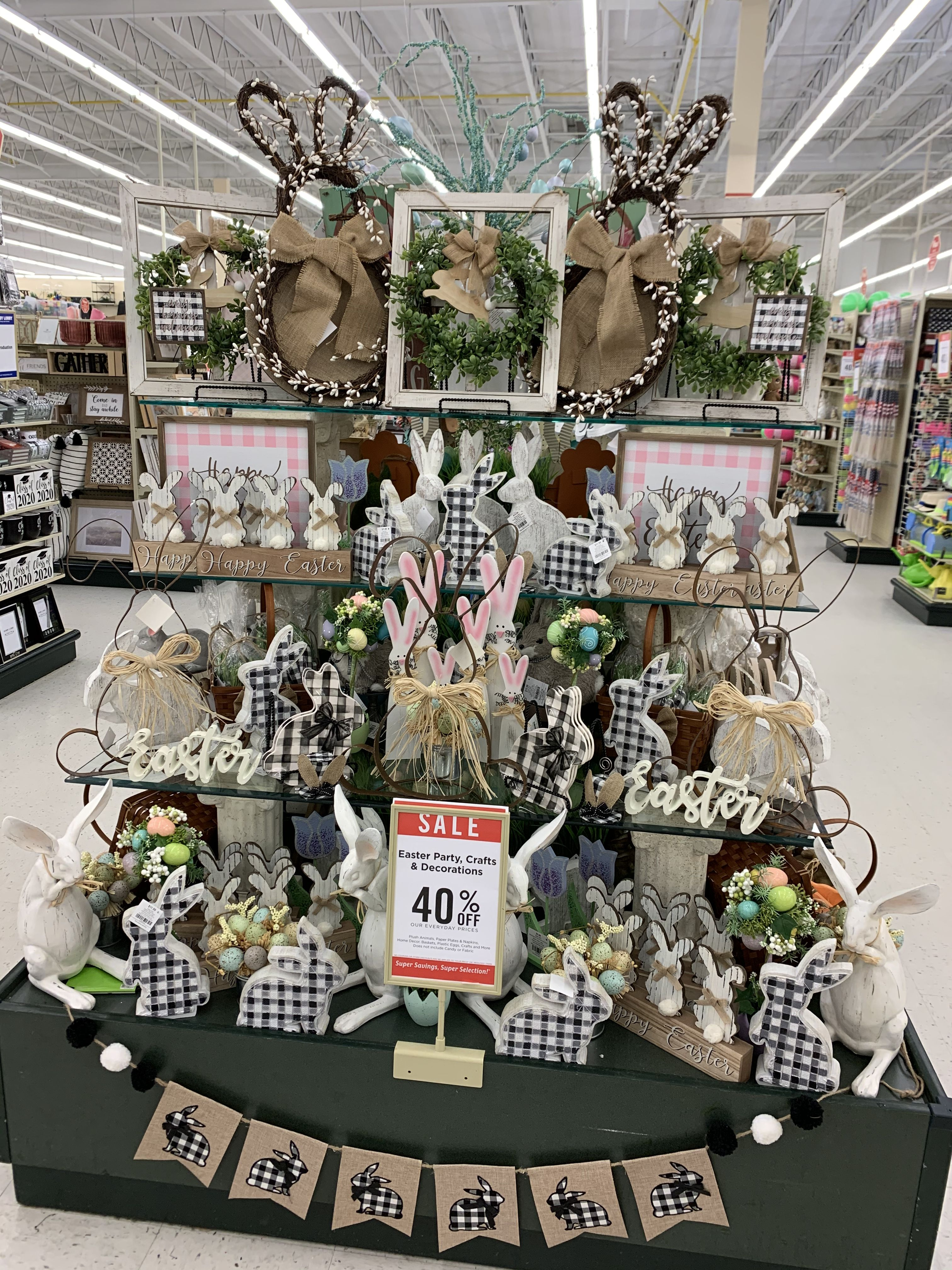 502 Easter Table Hobby Lobby Decor Easter Decorations Easter Crafts