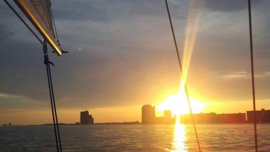 Orange Beach Sailing Charters And Sunset Cruises Alabama