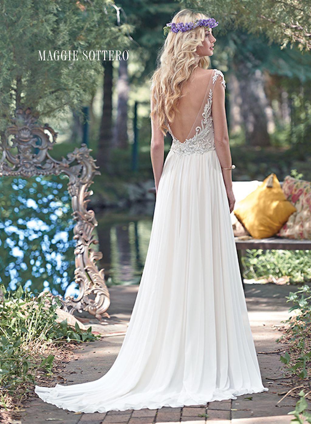 gorgeous backless wedding dresses design ideas backless