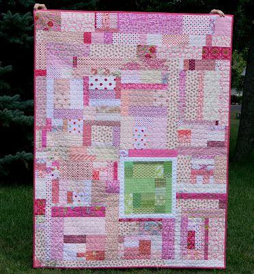 crazy mom quilts: scrappy Sundays-alternates    http://crazymomquilts.blogspot.com/2012/07/scrappy-sundays-alternates.html