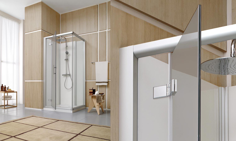 cabine de douche intégrale access de leda  cabine de