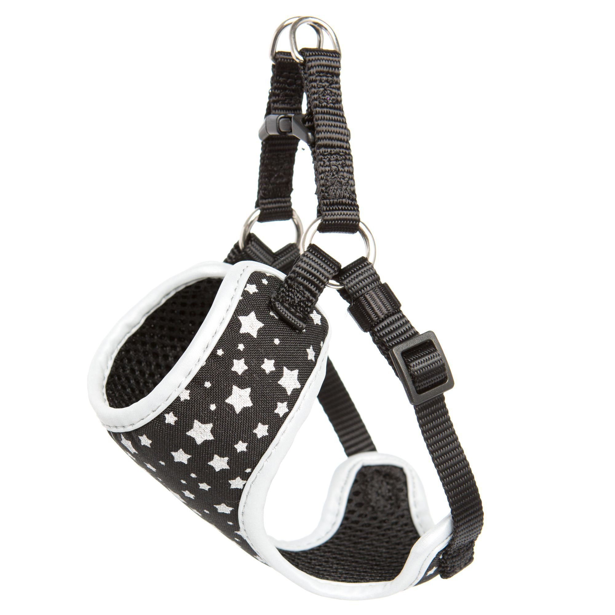 Whisker City Reflective Stars Cat Harness Cat Harness Cat Leash Whiskers