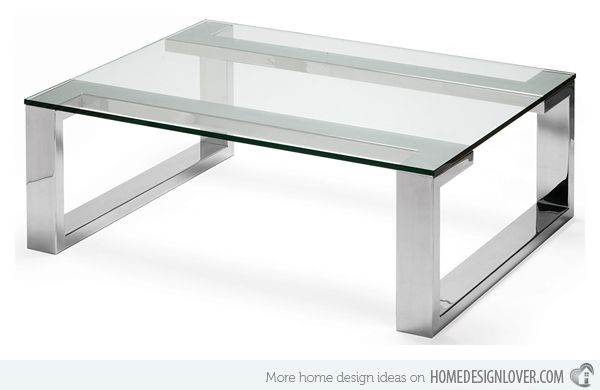 coffee table stainless steel coffee