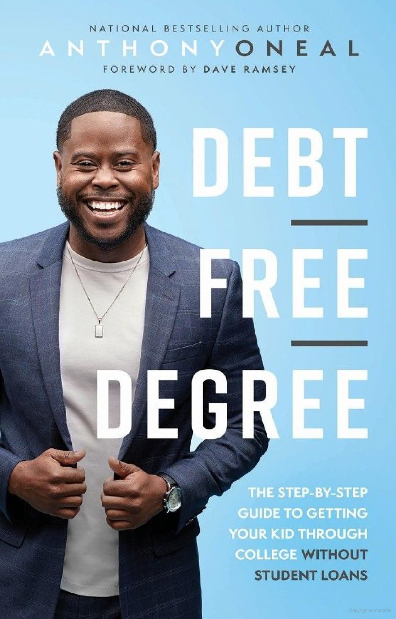 Debtfree degree the stepbystep guide to getting your