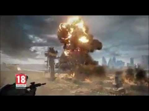 Leaked Battlefield 4 Trailer [UK]