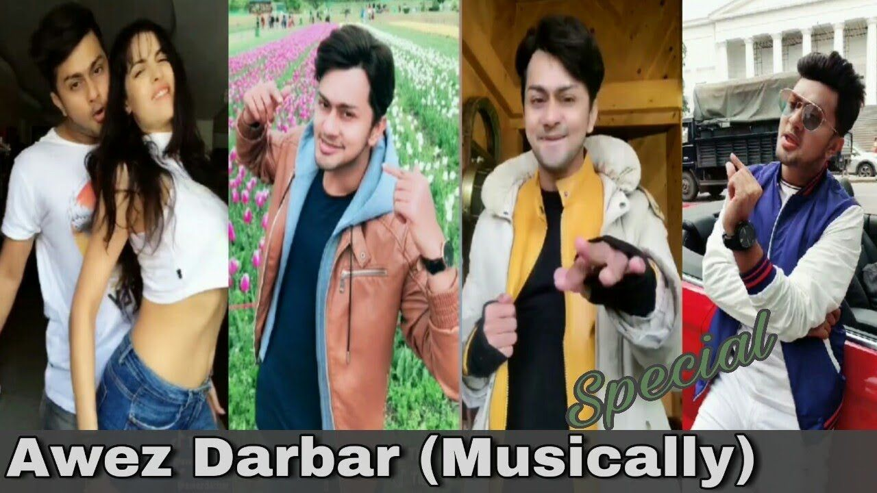 Awez Darbar Dance (musically) | Awez Darbar song | Tik tok