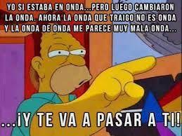 Imagenes De Los Simpson Con Frases Buscar Con Google Memes De Los Simpson Los Simpsons Los Simpson