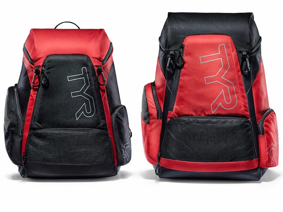 f178c86acd9a Bring on the bags! Shop the TYR Alliance backpack now on TYR.com!