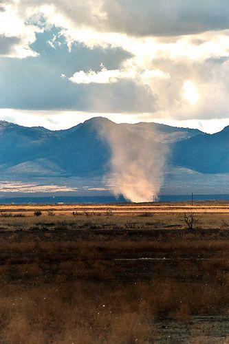 Dust Devil, NM