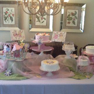 Yancey House Fairy table