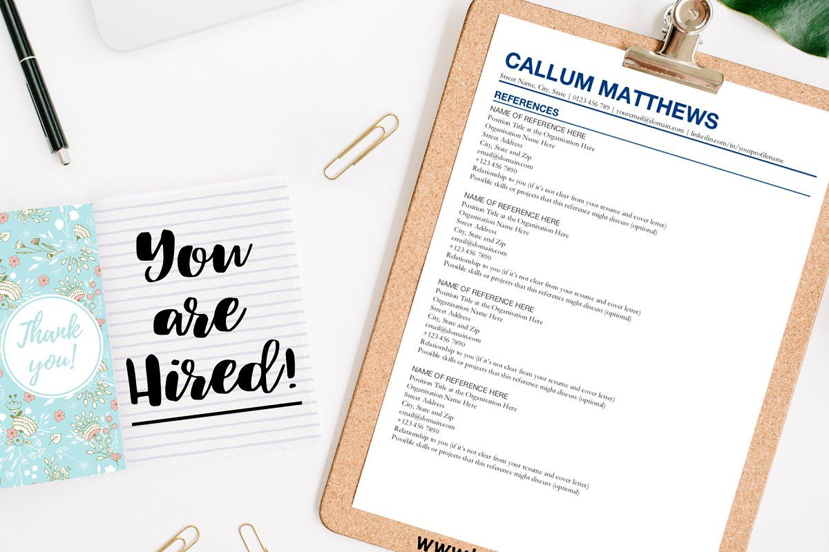 Resume Template for Google Docs in 2020 Resume template