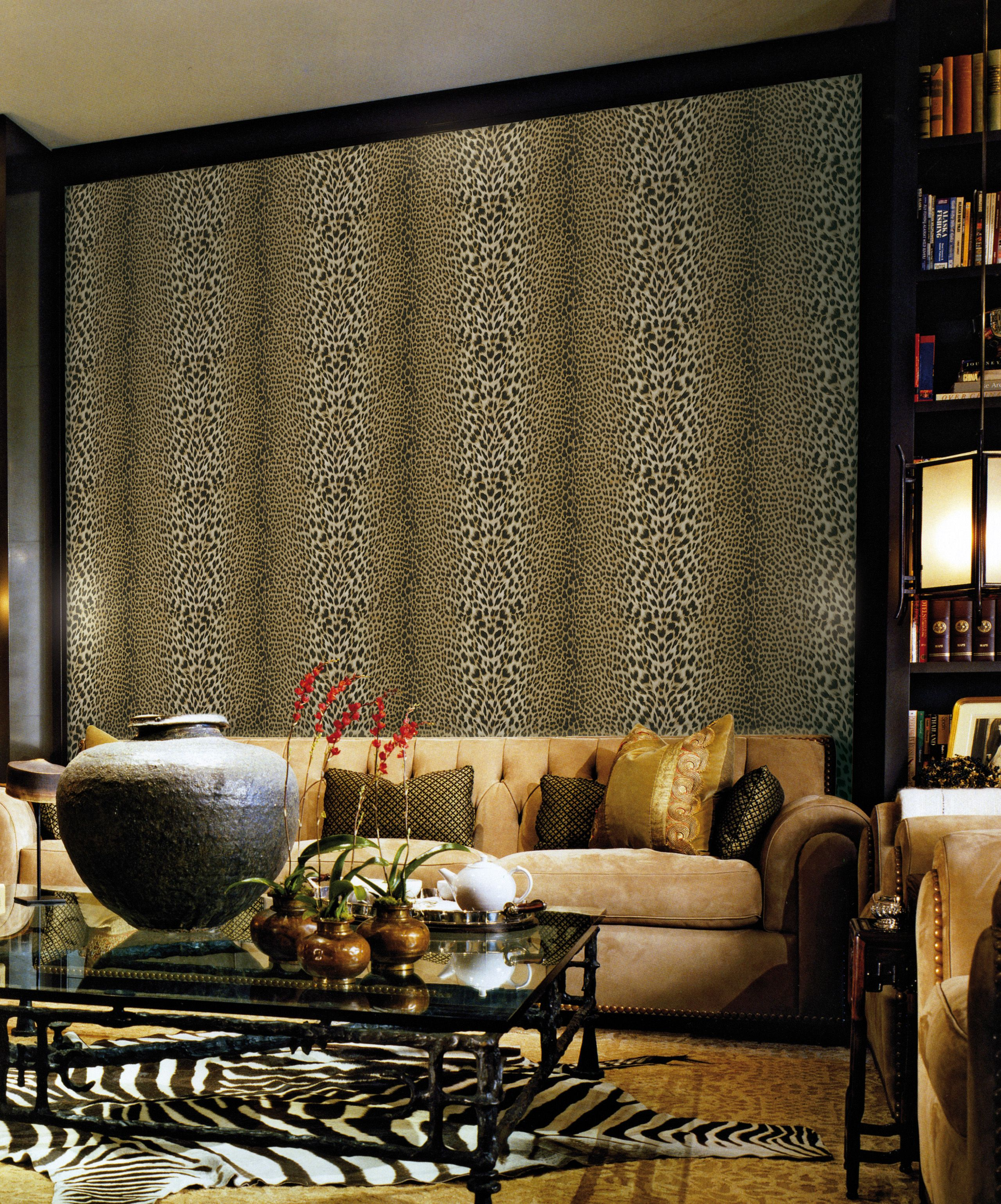 Roberto Cavalli Home  Wallpaper