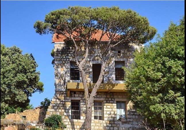 من البيوت التراثية في مرجعيون جنوب لبنان South Lebanon House Styles Old Houses Decor