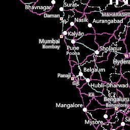 Tiruchirappalli, India Enhanced Weather Satellite Map - AccuWeather