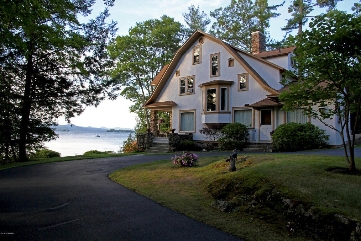 3222 Ny 9l Lake George Ny Property Listing From Davies Davies Lake George New York Homes Lakefront Property