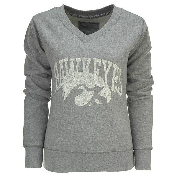 Iowa Womens Valley Girl T-Shirt :: Sweatshirts :: Apparel :: Herky\'s ...