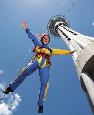 Sky Jump, Las Vegas Been there, done that ;) Lifestyle
