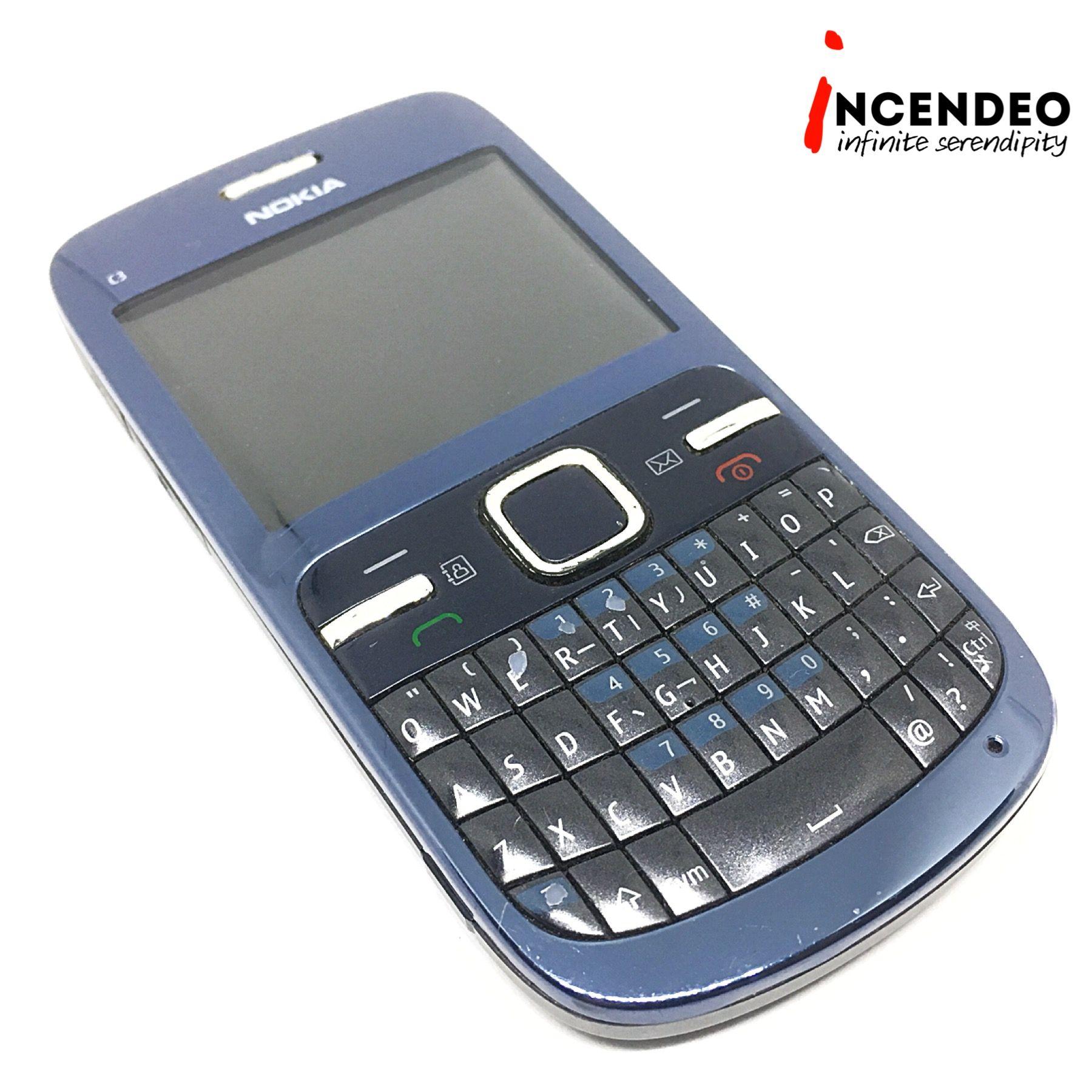 Nokia C3 Mobile Phone Nokia Mobile Phone Cellphone Handphone