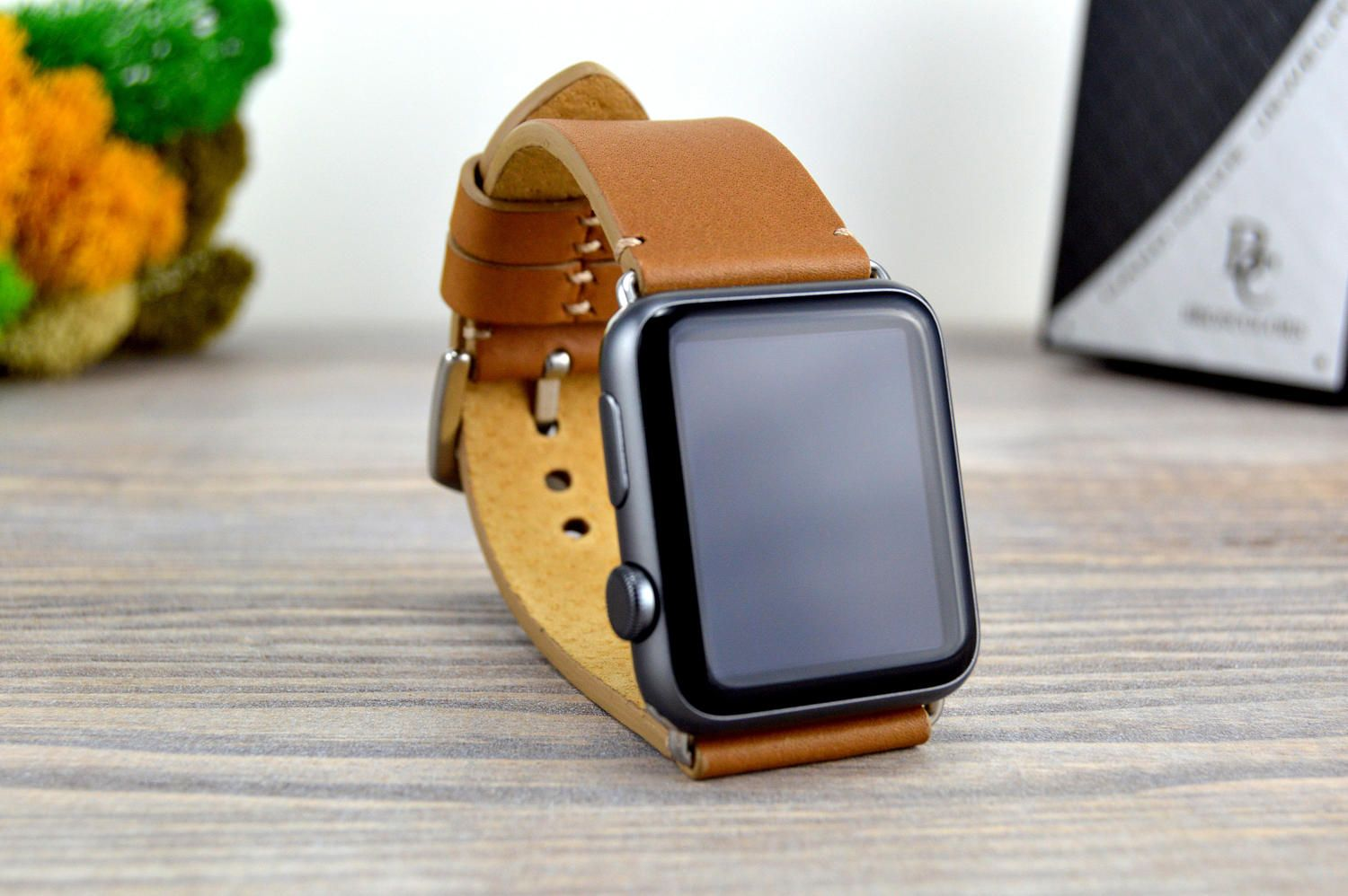 Brown Apple Watch Band Apple Leather Unisex Band Apple 38 Etsy Apple Watch Leather Strap Apple Watch Strap Apple Watch Bands