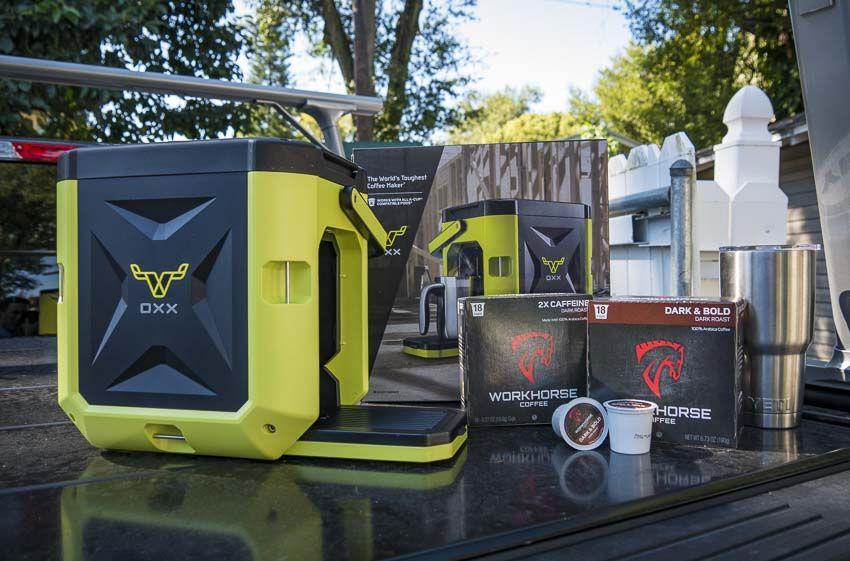 Jobsite java oxx coffeeboxx jobsite coffee maker review