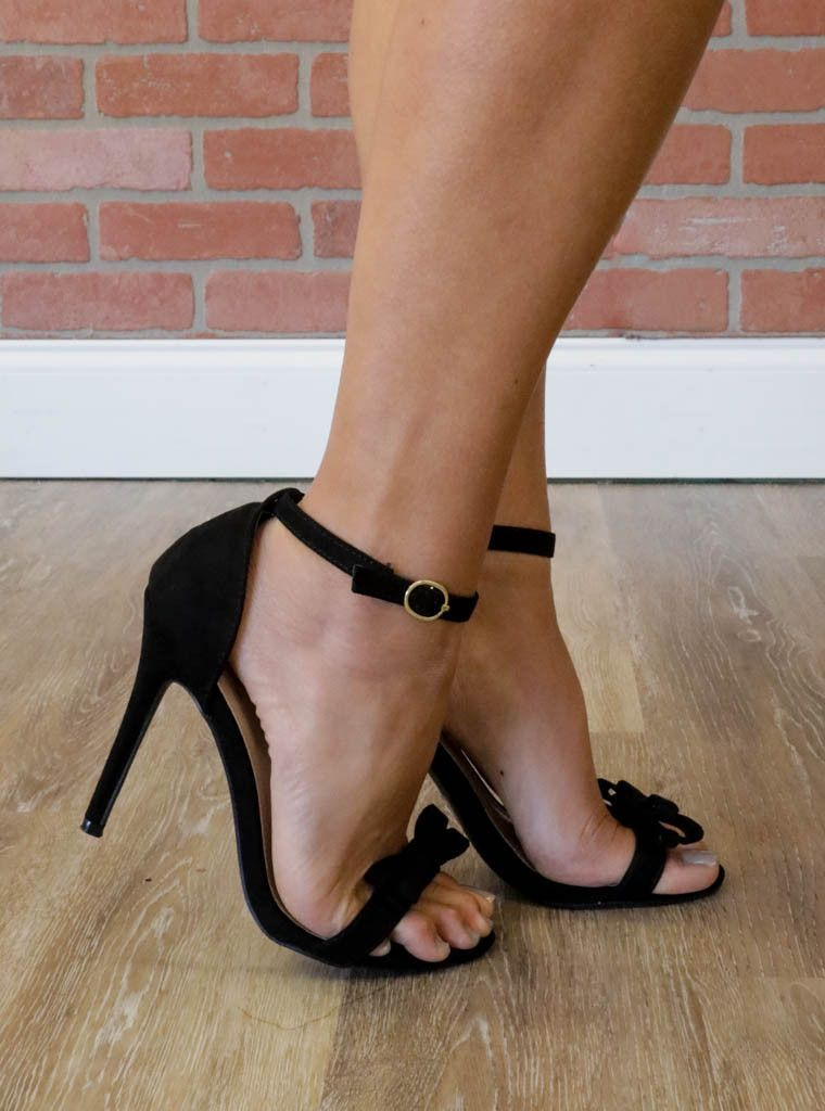 3bf43f99b96 These dressy sandals are the perfect blend of cute and sexy. The adjustable ankle  strap